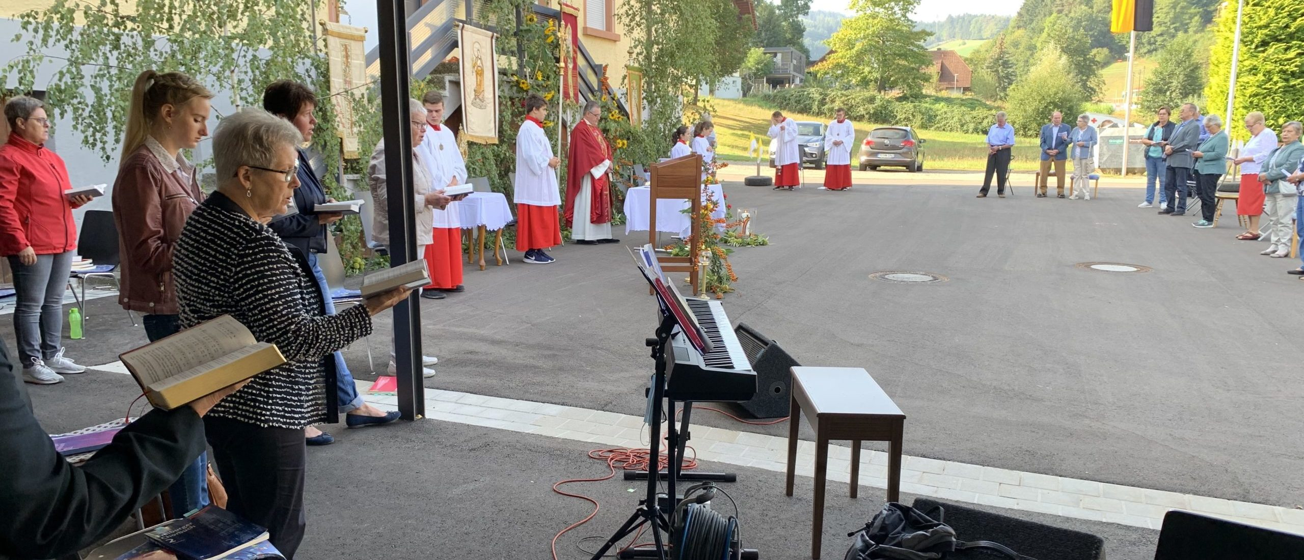 Prinzbach feiert Patrozinium von St. Mauritius