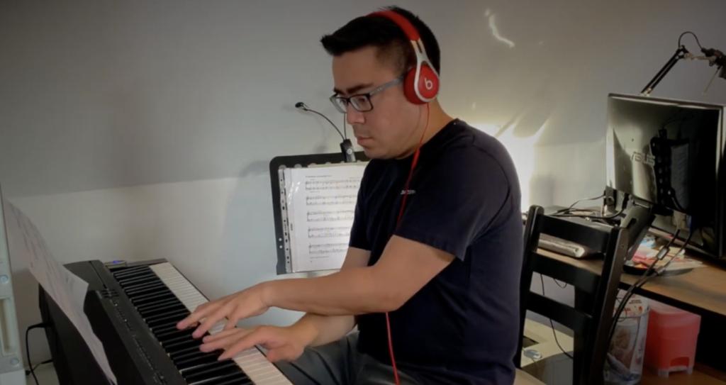 Wellerman – Piano Cover